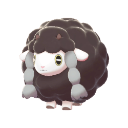 Pokemon Sword and Shield Shiny Wooloo