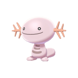 Pokemon Sword and Shield Shiny Wooper