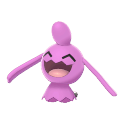 Pokemon Sword and Shield Shiny Wynaut