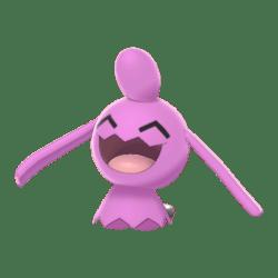 Pokemon Sword and Shield Shiny Wynaut