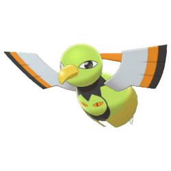 Pokemon Sword and Shield Shiny Xatu
