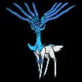 Pokemon Sword and Shield Shiny Xerneas