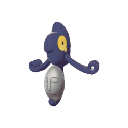 Pokemon Sword and Shield Shiny Yamask