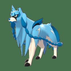 Pokemon Sword and Shield Shiny Zacian