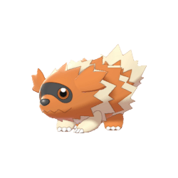 Pokemon Sword and Shield Shiny Zigzagoon