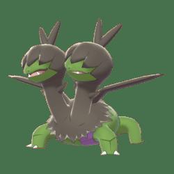 Pokemon Sword and Shield Shiny Zweilous