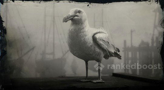 Red Dead Redemption 2 Seagull