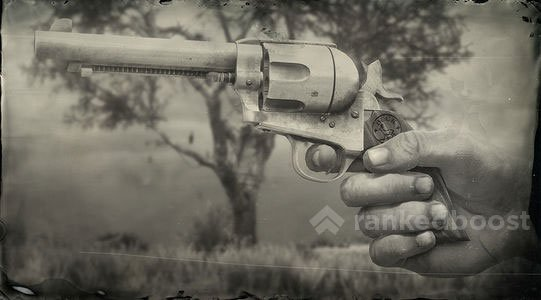 red dead redemption 2 cattleman revolver stats how to get