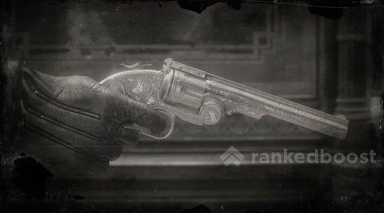 Carte Au Tresor Otis Miller.Red Dead Redemption 2 Otis Millers Revolver Stats How To Get