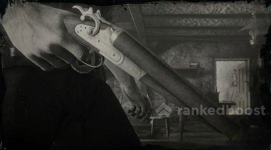 Red Dead Redemption 2 Sawed-Off Shotgun Stats | How To Get