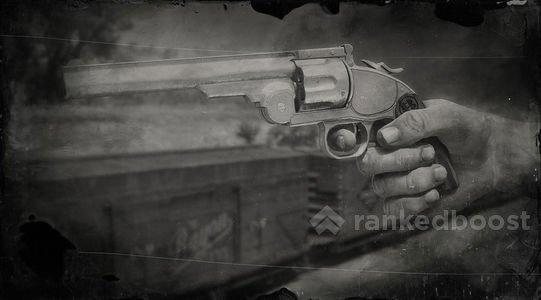 Red Dead Redemption 2 Schofield Revolver Stats   How To Get