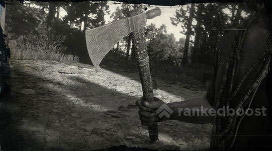 Red Dead Redemption 2 Tomahawk