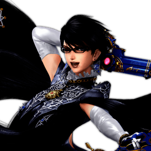 SSBU Bayonetta Alternative Costume 1