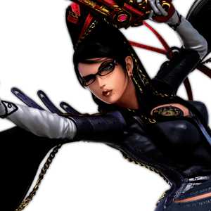SSBU Bayonetta Alternative Costume 2