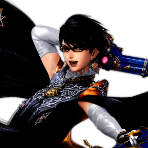 SSBU Bayonetta Alternative Costume 3