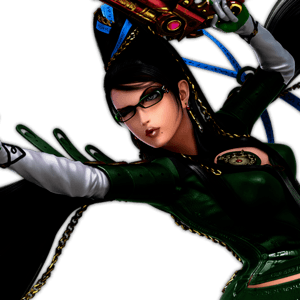 SSBU Bayonetta Alternative Costume 4