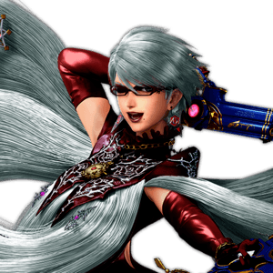 SSBU Bayonetta Alternative Costume 5