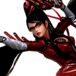 SSBU Bayonetta Alternative Costume 6
