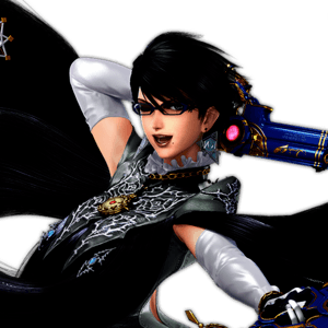 SSBU Bayonetta Alternative Costume 7