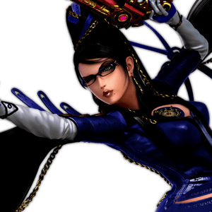 SSBU Bayonetta Alternative Costume 8