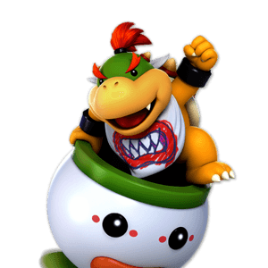 SSBU Bowser Jr. Alternative Costume 1