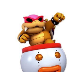 SSBU Bowser Jr. Alternative Costume 3