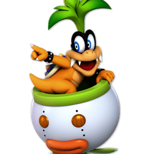 SSBU Bowser Jr. Alternative Costume 5