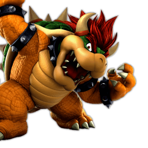 SSBU Bowser Alternative Costume 1
