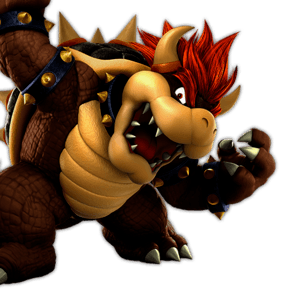 SSBU Bowser Alternative Costume 2