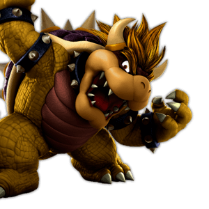 SSBU Bowser Alternative Costume 3