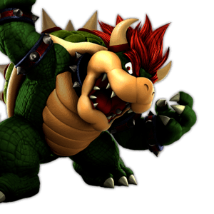 SSBU Bowser Alternative Costume 4