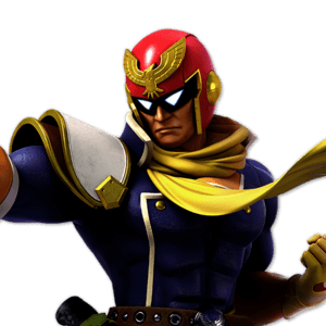 SSBU Captain Falcon Alternative Costume 1