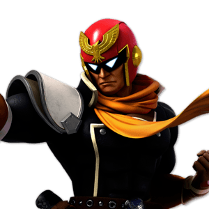 SSBU Captain Falcon Alternative Costume 2