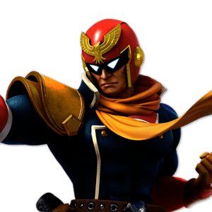 SSBU Captain Falcon Alternative Costume 5