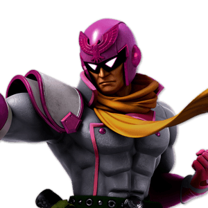 SSBU Captain Falcon Alternative Costume 6
