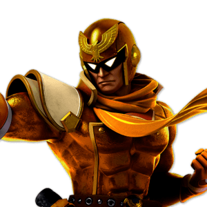 SSBU Captain Falcon Alternative Costume 7