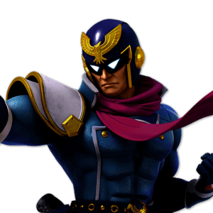 SSBU Captain Falcon Alternative Costume 8
