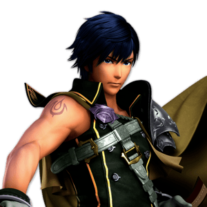 SSBU Chrom Alternative Costume 3