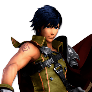 SSBU Chrom Alternative Costume 4