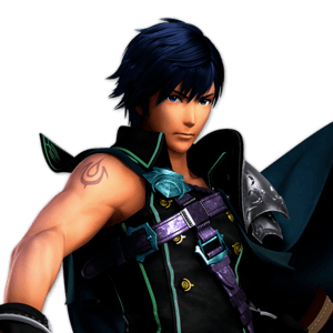 SSBU Chrom Alternative Costume 8