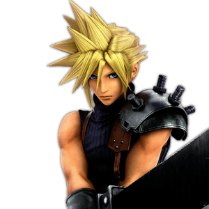 SSBU Cloud Alternative Costume 1
