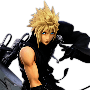 SSBU Cloud Alternative Costume 2