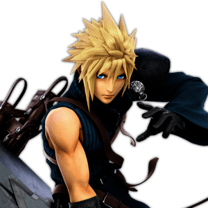 SSBU Cloud Alternative Costume 4