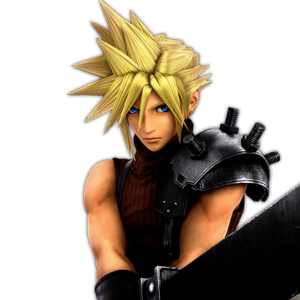 SSBU Cloud Alternative Costume 5