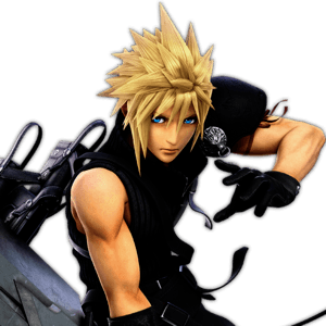 SSBU Cloud Alternative Costume 6