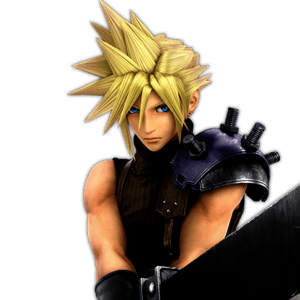 SSBU Cloud Alternative Costume 7