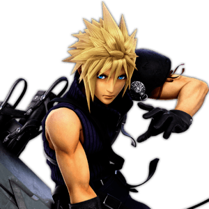 SSBU Cloud Alternative Costume 8
