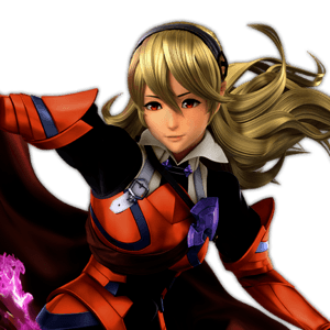 SSBU Corrin Alternative Costume 4