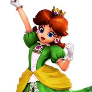 SSBU Daisy Alternative Costume 2