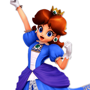 SSBU Daisy Alternative Costume 4